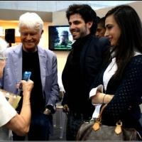 Aldo Pecora con Rosanna Scopelliti e Gian Carlo Caselli