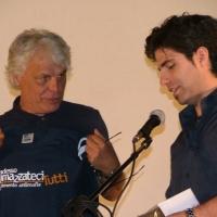 Aldo Pecora e Michele Placido