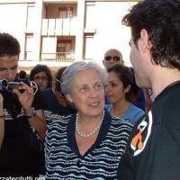 Aldo Pecora e Rita Borsellino a Palermo
