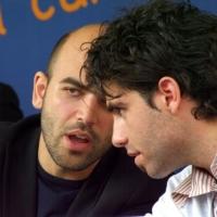 Aldo Pecora e Roberto Saviano