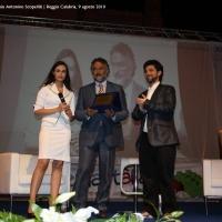Aldo Pecora, Rosanna Scopelliti e Renato Cortese