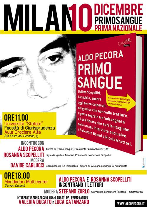 """MILANO 10 DICEMBRE 2010 – Prima nazionale di """"Primo Sangue"""""""